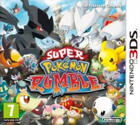 Super Pokémon Rumble Nintendo 3DS
