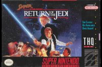 Super Return of the Jedi Wii