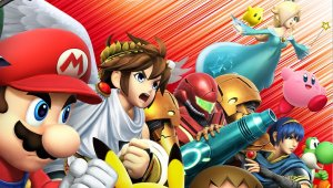 Ya disponible nuestra guía de Super Smash Bros. for Nintendo 3DS