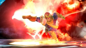 El Capitán Falcon estará en Super Smash Bros. Wii U y 3DS