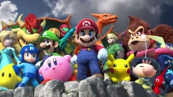 Nintendo Dinamarca menciona Super Smash Bros. for Nintendo Switch en una encuesta