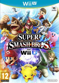 Super Smash Bros. for Wii U Wii U