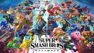 Super Smash Bros. Ultimate: Estos son los 1302 espíritus