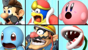Super Smash Bros. Ultimate: Así son las graciosas reacciones de los luchadores ante un Smash Final