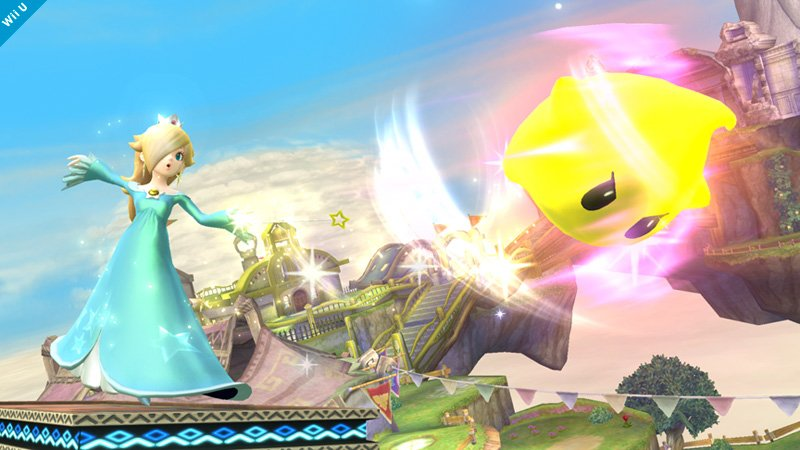 Super Smash Bros. Wii U