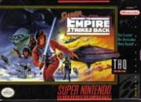 Super Star Wars: The Empire Strikes Back Wii