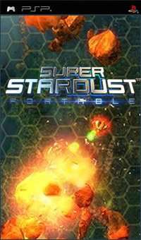 Super Stardust Portable PSP