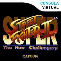 Super Street Fighter II: The New Challengers Wii