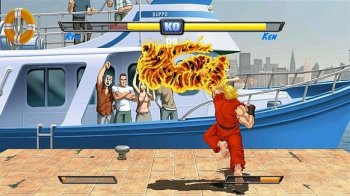 Nuevo parche para Street Fighter 2 HD Turbo Remix