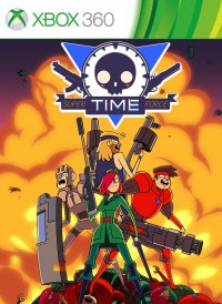 Super Time Force Xbox 360