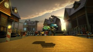 Eclipse Games anuncia Super Toy Cars para PC y Wii U