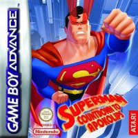 Superman: Countdown to Apokolips Game Boy Advance