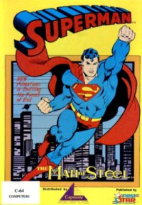 Superman: The Man of Steel MSX