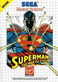 Superman: The Man of Steel Master System