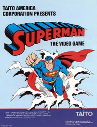 Superman: The Video Game Recreativa
