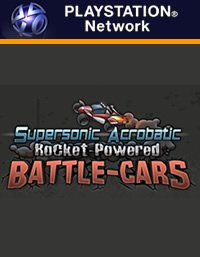 Supersonic Acrobatic: Battle Cars PS3