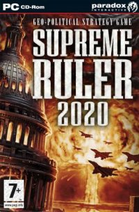 Supreme Ruler 2020 PC