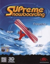 Supreme Snowboarding PC
