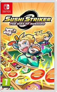 Sushi Striker: The Way of Sushido Nintendo Switch