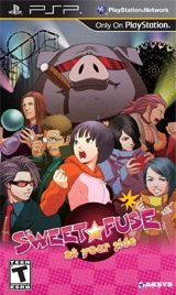Sweet Fuse: At Your Side PSP
