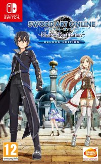 Sword Art Online: Hollow Realization Nintendo Switch