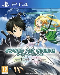 Sword Art Online: Lost Song PS4