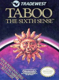 Taboo: The Sixth Sense NES