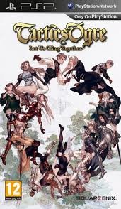 Tactics Ogre: Lets Us Cling Together PSP