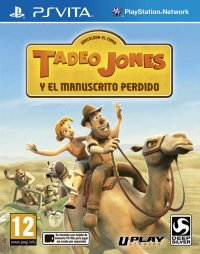 Tadeo Jones y el Manuscrito Perdido PS Vita