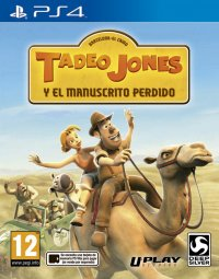 Tadeo Jones y el Manuscrito Perdido PS4
