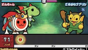 Primer vistazo de Taiko Drum Master: Little Dragon and the Mysterious Orb para 3DS