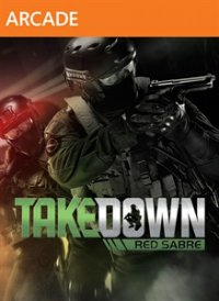 Takedown: Red Sabre Xbox 360