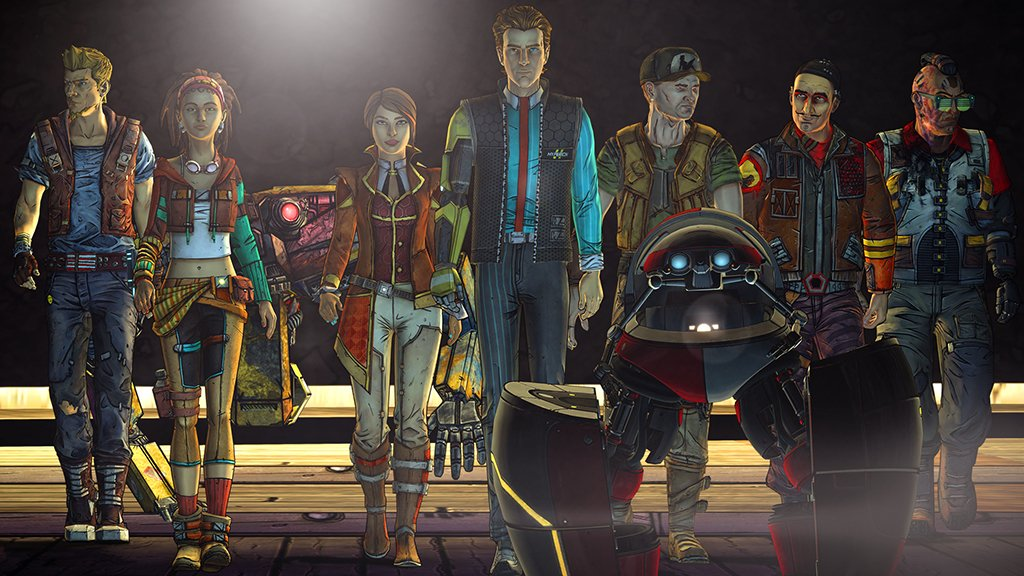 Tales from the Borderlands - Episodio 4: Escape Plan Bravo