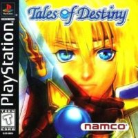 Tales of Destiny Playstation