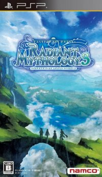 Tales of the World Radiant Mythology 3 PSP
