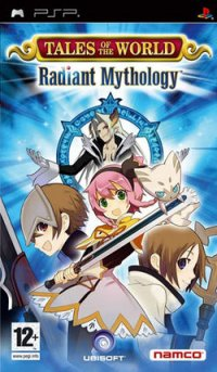 Tales of the World: Radiant Mythology PSP