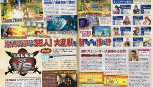 Nuevas Scans de Tales of VS y Tales Of Vesperia