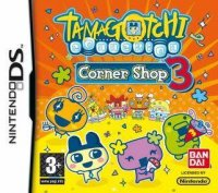 Tamagotchi Connection Corner Shop 3 Nintendo DS
