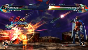 Nuevas capturas de Tatsunoko VS. Capcom Ultimate All-Stars