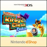 Team Kirby Clash Deluxe Nintendo 3DS