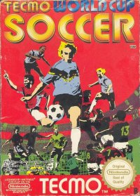 Tecmo World Cup Soccer NES