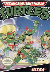 Teenage Mutant Hero Turtles NES