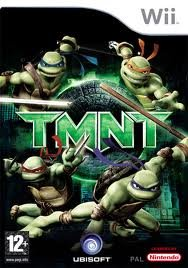 Teenage Mutant Ninja Turtles (2007) Wii