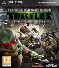Teenage Mutant Ninja Turtles: Desde las Sombras PS3
