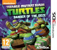 Teenage Mutant Ninja Turtles: La Amenaza del Mutágeno Nintendo 3DS