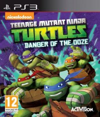 Teenage Mutant Ninja Turtles: La Amenaza del Mutágeno PS3