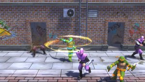 Teenage Mutant Ninja Turtles: Turtles in Time Re-shelled cambia de precio