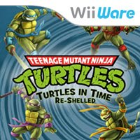 Teenage Mutant Ninja Turtles: Turtles in Time Wii