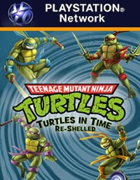 Teenage Mutant Ninja Turtles: Turtles in Time PS3