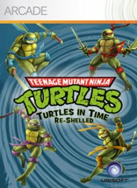 Teenage Mutant Ninja Turtles: Turtles in Time Xbox 360